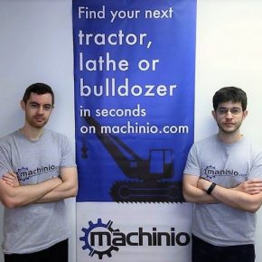 Looking for a machine? These founders can help