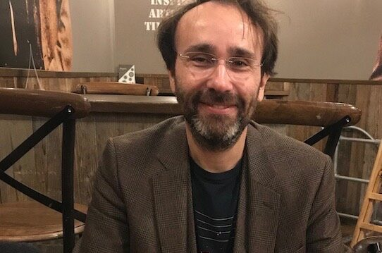 The theoretical physicist Dr. Jürgen Riedel is one of the founders of Oxford Immune Algorithmics. The startup is part of the current class of the Leipzig SpinLab. Photo: PR/Oxford Immune Algorithmics